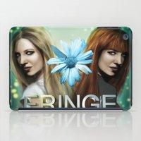 fringe iPad Cases featuring Fringe - Dunhams by Hallowette
