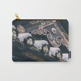 Snowy Nikko Carry-All Pouch