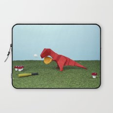 Yes T-Rex can! Laptop Sleeve
