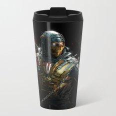 Scorpion Metal Travel Mug