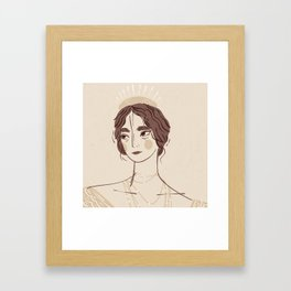 Cleo | Alex Gold Studios Framed Art Print