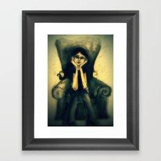 Cozy Framed Art Print