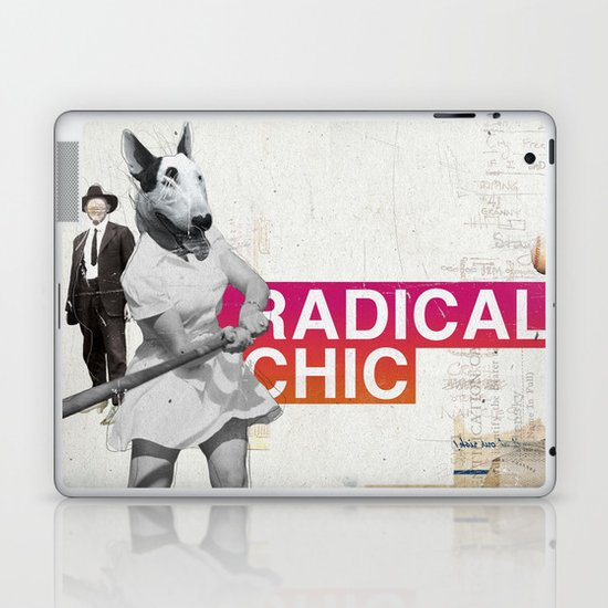 Radical Chic Laptop & iPad Skin