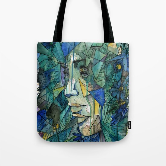 I Follow Rivers Tote Bag