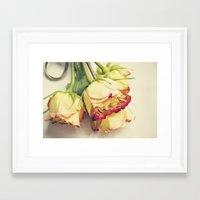 friendship Framed Art Prints featuring friendship by Sandra Arduini