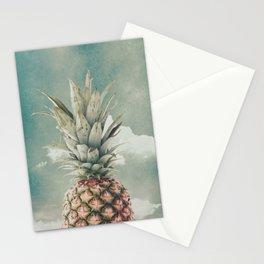PINEAPPLE 8a Stationery Cards