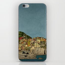 Of Houses and Hills iPhone Skin