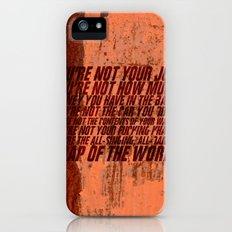 Fight Club Slim Case iPhone (5, 5s)