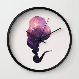 Birth of Stars Wall Clock