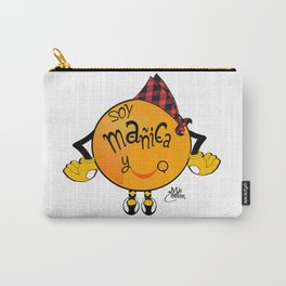 soy mañica y qué! Carry-All Pouch