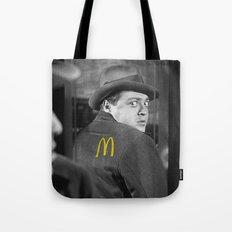 M le Maudit Tote Bag