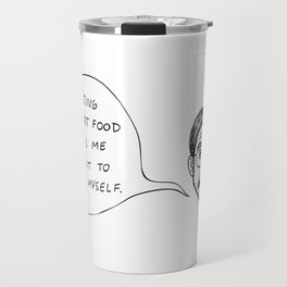 Marc Maron Travel Mug