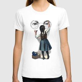 Banksy Imagine Give Peace A Chance T-shirt