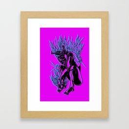 ultracrash202 Framed Art Print