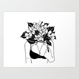 Sweet Pair Art Print