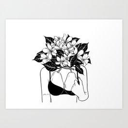 Sweet Pair Art Print