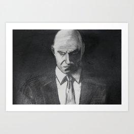 Hitman Art Print