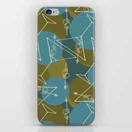 Tipsy Martini iPhone Skin