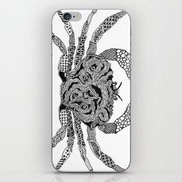 StudioJulia Crab iPhone Skin