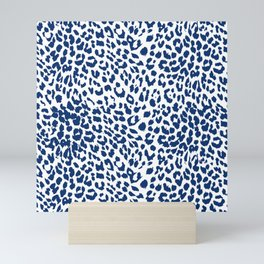 Light Leopard Skin Mini Art Print