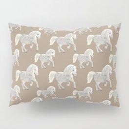 Horse Design Pillow Sham