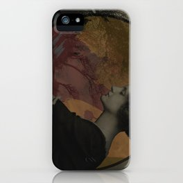 Conjure the Moon iPhone Case