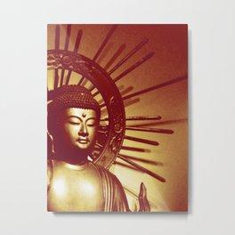 Meditations Metal Print