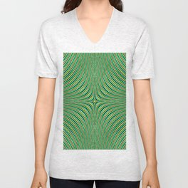 Spontaneous Symmetry Breaking Unisex V-Neck