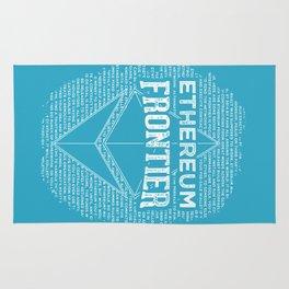 Ethereum Frontier (blue base) Rug