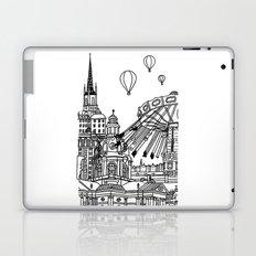 STHLM Silhouettes II Laptop & iPad Skin