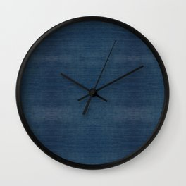 501 ORIGINAL BLUE DENIM Wall Clock