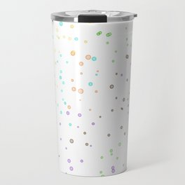 Simple Bubbles Travel Mug