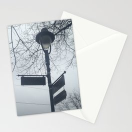 Maplewood - Sign post Stationery Cards