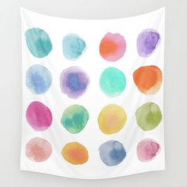 dots Wall Tapestry