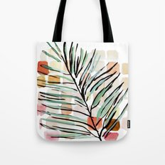 Darling, Through This Way: Under The Leaves Tote Bag