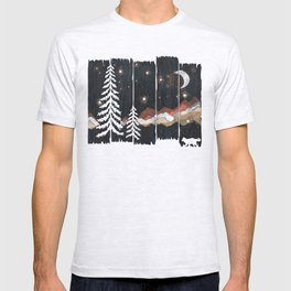 A Starry Night in the Mountains... T-shirt