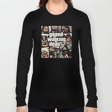 Grand Walking Dead Long Sleeve T-shirt