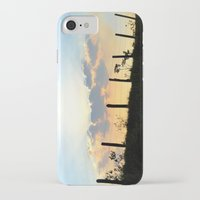 cloud iPhone & iPod Cases featuring Cloud  by Izz Darcie