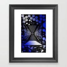 Digitize Framed Art Print