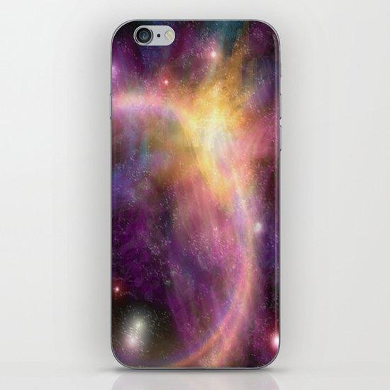Nebula VI iPhone & iPod Skin