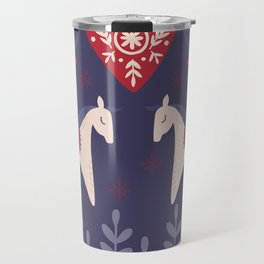 Swedish Christmas Travel Mug