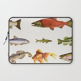 Fishing Line Laptop Sleeve