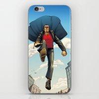 dracula iPhone & iPod Skins featuring Dracula by Eco Comics