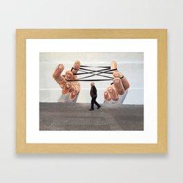Recuerda Framed Art Print