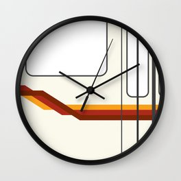 LVRY4 Wall Clock