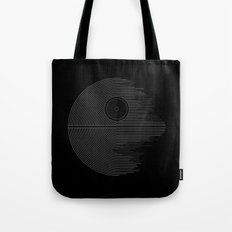 Minimalist Battlestation Tote Bag
