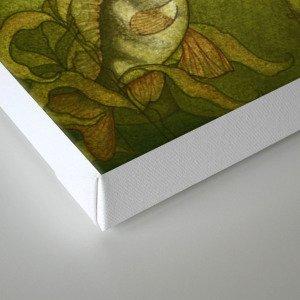 Deep-sea fish Canvas Print