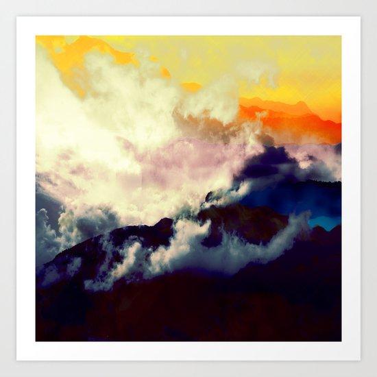 heavenhills Art Print