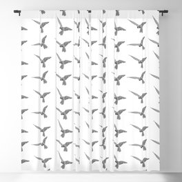 Flight of falcons Blackout Curtain