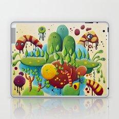 Dripping Drops Laptop & iPad Skin
